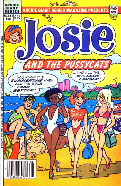 Cover for Archie Giant Series Magazine (Archie, 1954 series) #551
