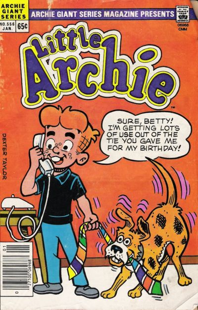 Cover for Archie Giant Series Magazine (Archie, 1954 series) #556
