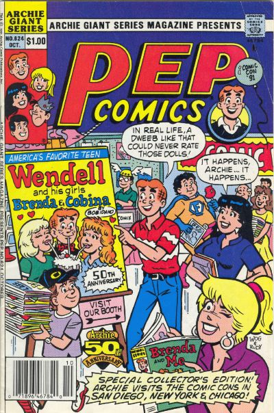Cover for Archie Giant Series Magazine (Archie, 1954 series) #624