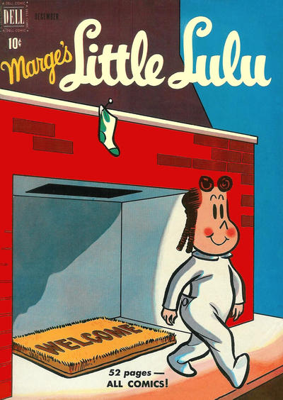 Cover for Marge's Little Lulu (Dell, 1948 series) #30