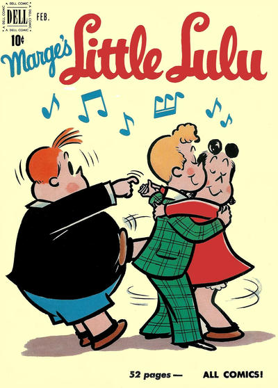 Cover for Marge's Little Lulu (Dell, 1948 series) #32