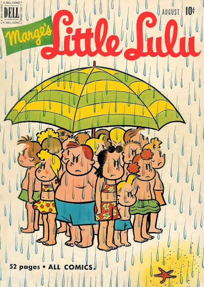 Cover for Marge's Little Lulu (Dell, 1948 series) #38