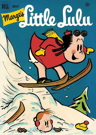 Cover for Marge's Little Lulu (Dell, 1948 series) #43