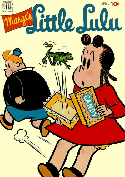 Cover for Marge's Little Lulu (Dell, 1948 series) #46