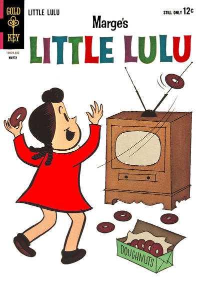 Cover for Marge's Little Lulu (Western, 1962 series) #171