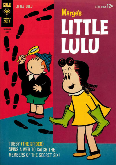 Cover for Marge's Little Lulu (Western, 1962 series) #172