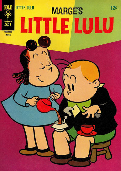 Cover for Marge's Little Lulu (Western, 1962 series) #179
