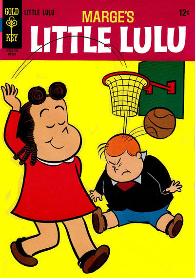 Cover for Marge's Little Lulu (Western, 1962 series) #183