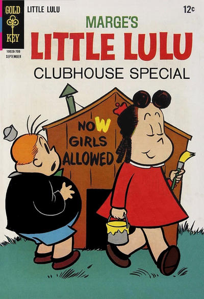 Cover for Marge's Little Lulu (Western, 1962 series) #185