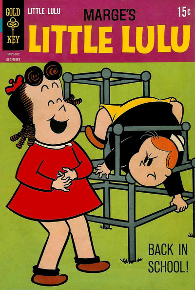 Cover for Marge's Little Lulu (Western, 1962 series) #190