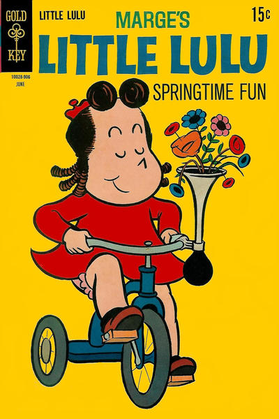 Cover for Marge's Little Lulu (Western, 1962 series) #192