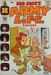 Cover for Sad Sack's Army Life Parade (Harvey, 1963 series) #1