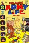 Cover for Sad Sack's Army Life Parade (Harvey, 1963 series) #2