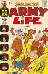 Cover for Sad Sack's Army Life Parade (Harvey, 1963 series) #4