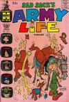 Cover for Sad Sack's Army Life Parade (Harvey, 1963 series) #6
