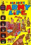 Cover for Sad Sack's Army Life Parade (Harvey, 1963 series) #7