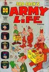 Cover for Sad Sack's Army Life Parade (Harvey, 1963 series) #9