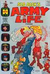 Cover for Sad Sack's Army Life Parade (Harvey, 1963 series) #19