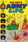 Cover for Sad Sack's Army Life Parade (Harvey, 1963 series) #21