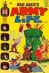 Cover for Sad Sack's Army Life Parade (Harvey, 1963 series) #25