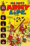 Cover for Sad Sack's Army Life Parade (Harvey, 1963 series) #27