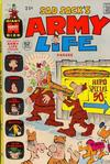 Cover for Sad Sack's Army Life Parade (Harvey, 1963 series) #38
