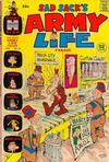 Cover for Sad Sack's Army Life Parade (Harvey, 1963 series) #41