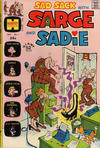 Cover for Sad Sack with Sarge and Sadie (Harvey, 1972 series) #1
