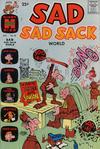Cover for Sad Sad Sack World (Harvey, 1964 series) #28