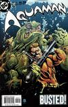 Cover for Aquaman (DC, 2003 series) #28