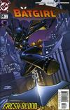Cover for Batgirl (DC, 2000 series) #58