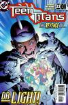 Cover for Teen Titans (DC, 2003 series) #22 [Direct Sales]