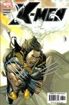 Cover for X-Men (Marvel, 2004 series) #168 [Direct Edition]