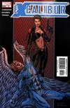 Cover for Excalibur (Marvel, 2004 series) #12