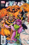 Cover for Exiles (Marvel, 2001 series) #60 [Direct Edition]