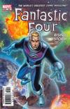 Cover for Fantastic Four (Marvel, 1998 series) #522 [Direct Edition]