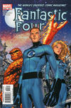 Cover for Fantastic Four (Marvel, 1998 series) #525 [Direct Edition]
