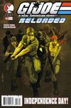 Cover for G.I. Joe Reloaded (Devil's Due Publishing, 2004 series) #13