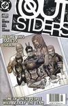 Cover Thumbnail for Outsiders (2003 series) #23 [Newsstand]