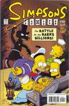 Cover for Simpsons Comics (Bongo, 1993 series) #102