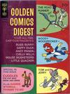 Cover for Golden Comics Digest (Western, 1969 series) #5