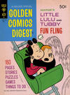 Cover for Golden Comics Digest (Western, 1969 series) #23