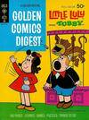 Cover for Golden Comics Digest (Western, 1969 series) #29