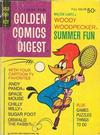 Cover for Golden Comics Digest (Western, 1969 series) #32 [Gold Key]