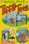 Cover for Tippy Teen (Tower, 1965 series) #5