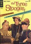 Cover for The Three Stooges (Western, 1962 series) #10