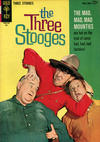 Cover for The Three Stooges (Western, 1962 series) #17