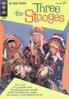 Cover for The Three Stooges (Western, 1962 series) #20