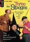 Cover for The Three Stooges (Western, 1962 series) #23