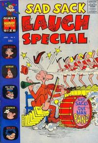 Cover Thumbnail for Sad Sack Laugh Special (Harvey, 1958 series) #4